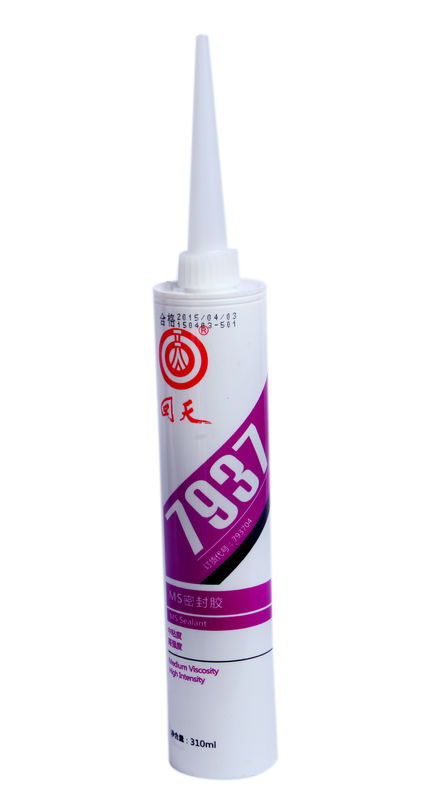Friendly Environment Industrial Adhesive Glue , Low Viscosity 7937(HT9301MS) MS sealant